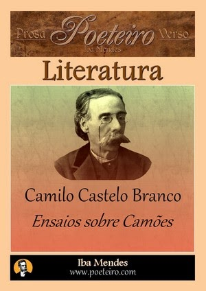 Ensaios sobre Camões, de Camilo Castelo Branco gratis pdf