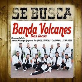 banda volcanes