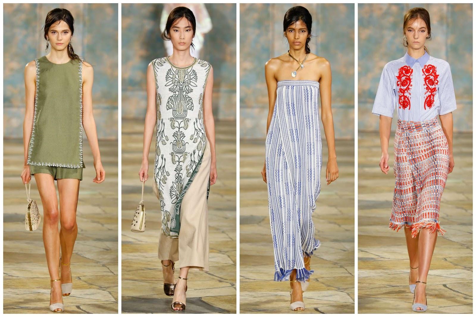 NYFW New York Fashion Week Best Fashion Shows Spring Summer Ready To Wear 2016