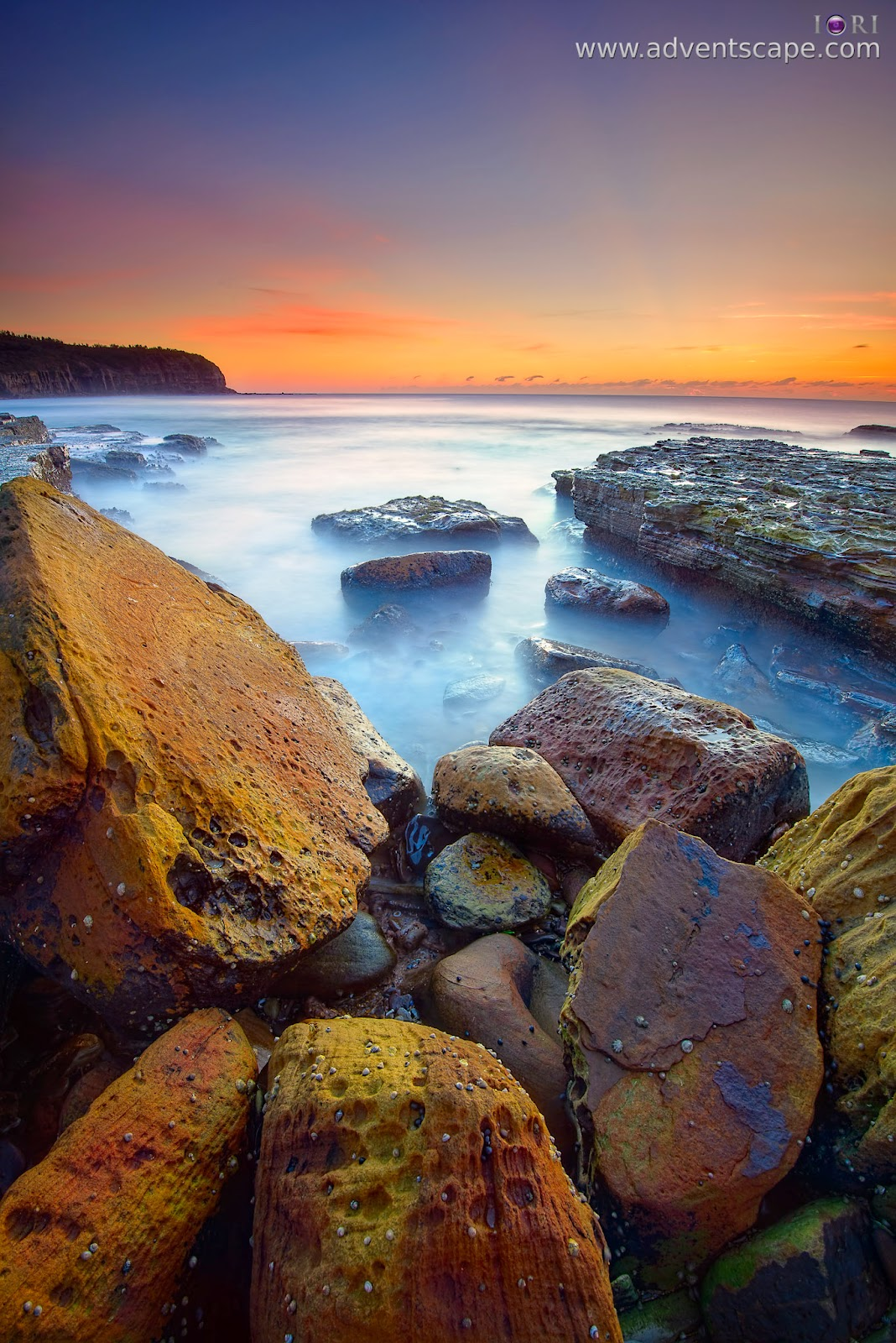 Australia, Australian Landscape Photographer, beach, golden hour, landscape, Narrabeen, Narrabeen Head, New South Wales, Northern Beaches, NSW, Philip Avellana, seascape, sunrise, Turimetta, Warriewood