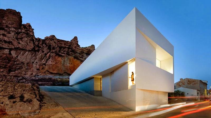 Tendencias en arquitectura 10 residencias minimalistas for Paginas arquitectura