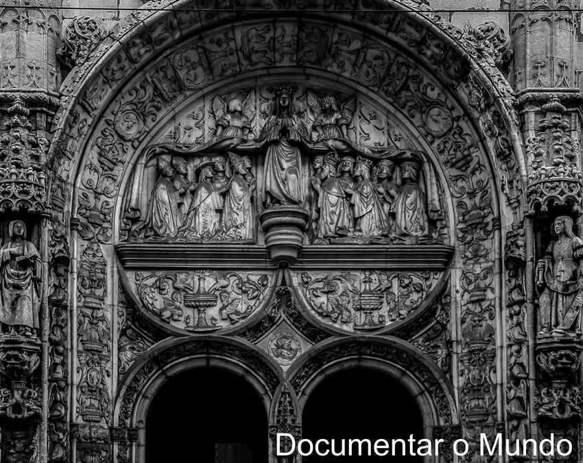 Portal Manuelino da Igreja da Conceição Velha