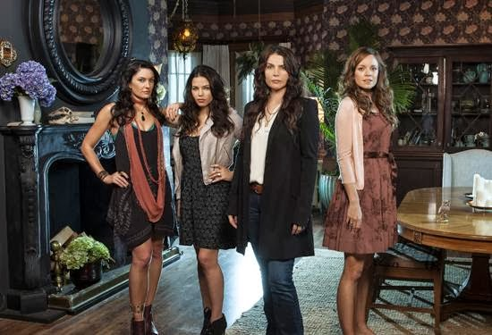 Witches of East End - Episode 1.01 - Pilot - Review