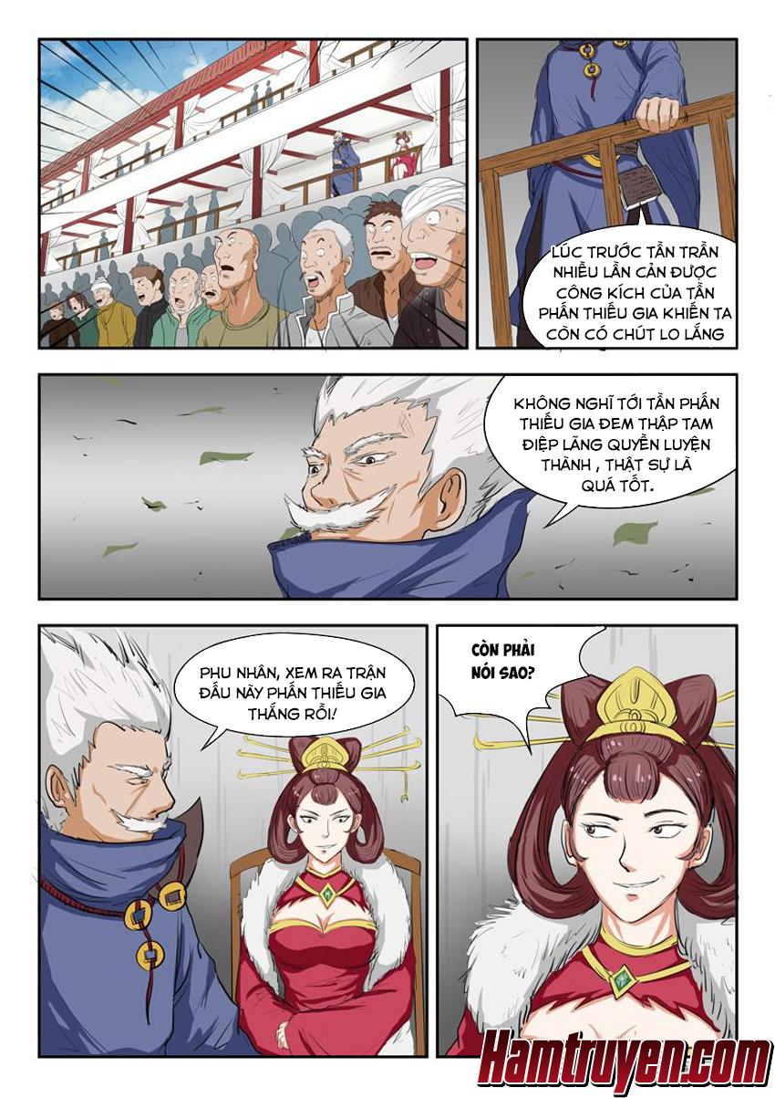 Võ Thần Chúa Tể Chapter 108 - Hamtruyen.vn