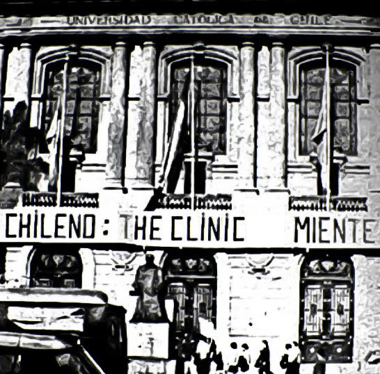 The Clinic: firme junto a los patrones