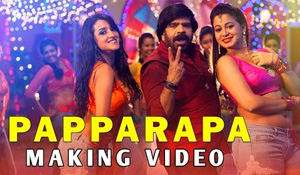 Vizhithiru | Making of Papparapa | T. Rajendar | Trend Music