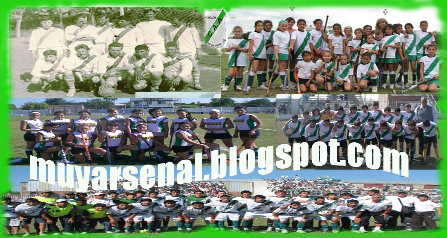 SITIO OFICIAL C.A.ARSENAL