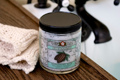 Cocoamint Refreshing Bath Salts