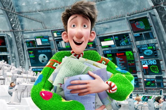 Arthur Christmas, Photograph