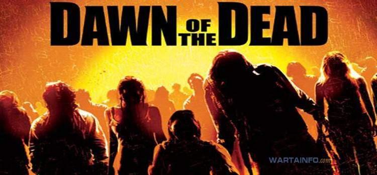 poster Dawn of the Dead (1978) Horor terseram terbaik paling menegangkan