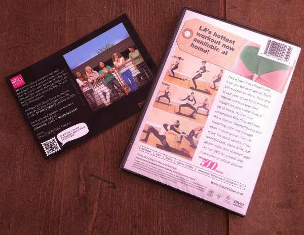 Pop Sugar Must Have Bag August 2012 - Monthly Subscription Box Review