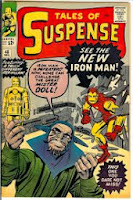 Tales of Suspense #48 comic book cover