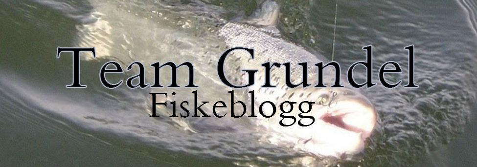 Välkomna till Team Grundel´s Fiskeblogg