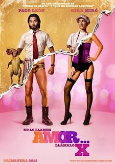 No lo llames amor llamalo X (2011)