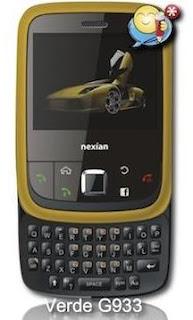 Nexian Verde  NX-G933-1