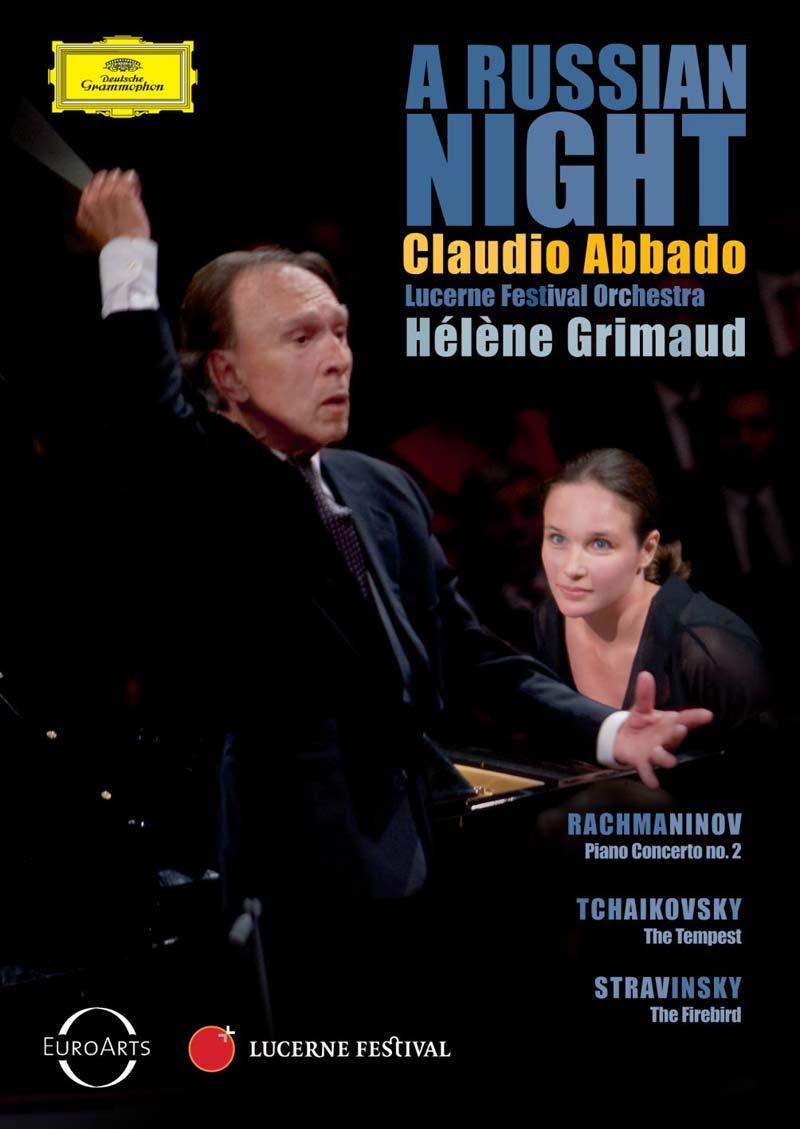 Igor Stravinsky — Claudio Abbado The Firebird · Jeu De Cartes