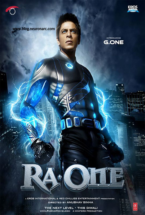 1ncPG Ra One Trailer download