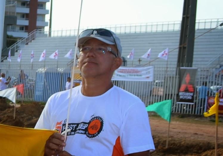 PRESIDENTE JEEP CLUBE DE MACAPÁ