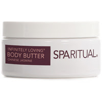 Infinitely Loving Body Butter by SpaRitual in Chinese Jasmine