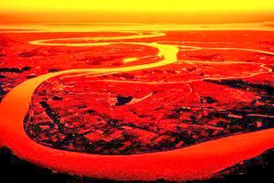 10 Fakta Unik Sungai Gangga