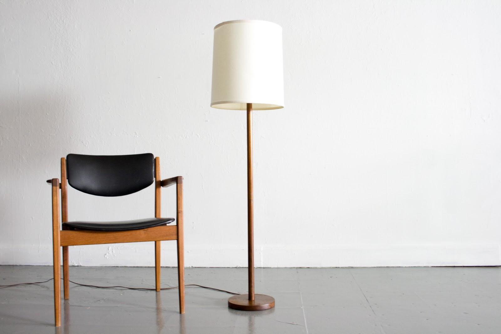 Circa midcentury mid century walnut floor lamp mid century walnut floor lamp aloadofball Images