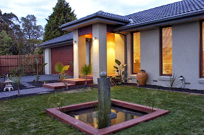 Teras Rumah Minimalis 2