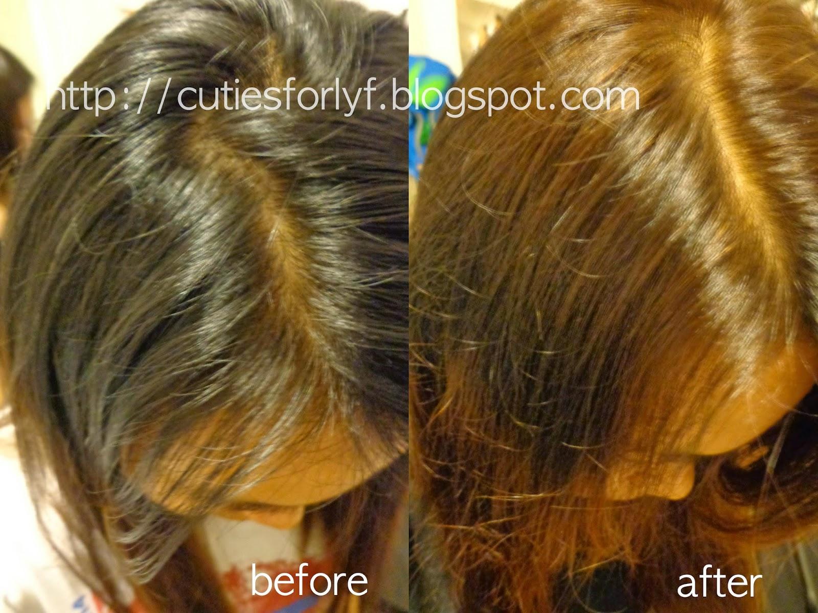 Cutiesforlyf Review Tony Moly Berry Trendy Hair Color Cream Milky