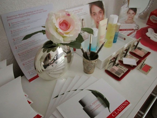 Clarins Beautynista Makeup Workshop