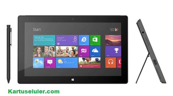 Spesifikasi dan Harga Tablet Microsoft Surface Pro