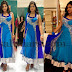 Chaitra in Party Wear Salwar