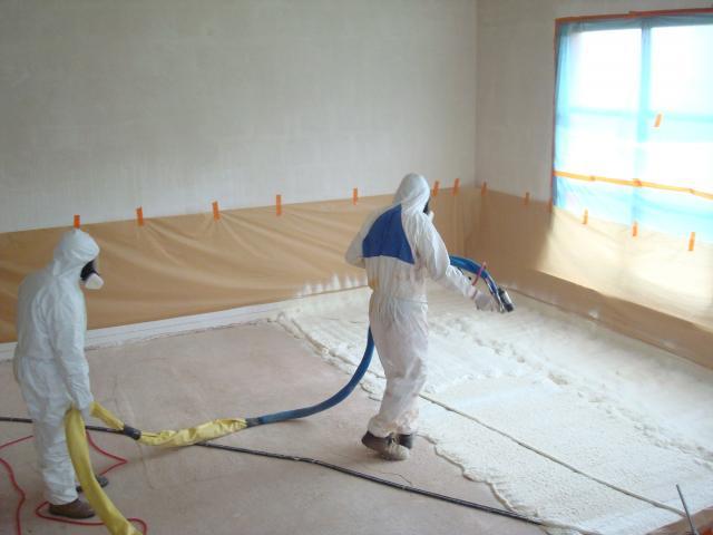 dehousse dechany notre construction avec maison blavier en 2012 projection de la chape. Black Bedroom Furniture Sets. Home Design Ideas