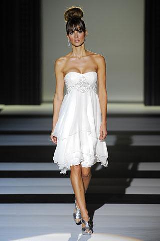 Vestidos de novia para la ceremonia civil | Natacha Capello Asesoría ...