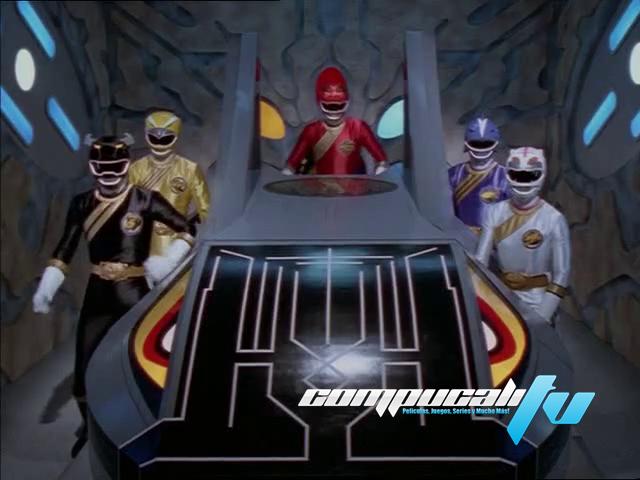 Power Rangers Fuerza Salvaje Temporada Completa Español Latino