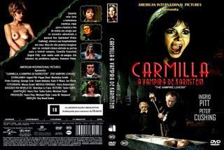 CARMILLA - A VAMPIRA DE KARNSTEIN (1970) - REMASTERIZADO
