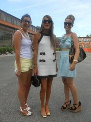 Missoni Fashion Show con Anna dello Russo (Milán)