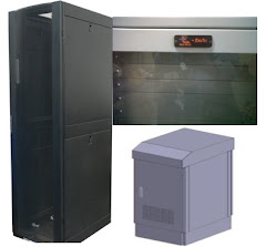 T-Rack Server Enclosure Indoor Outdoor Specialist
