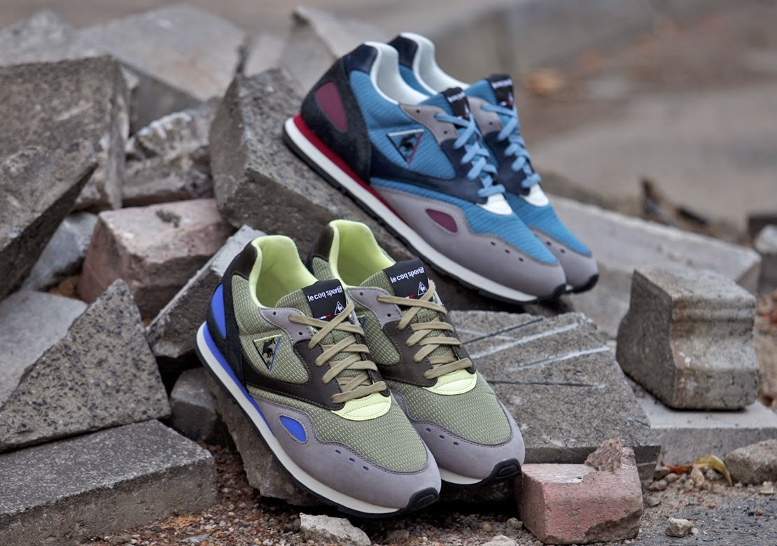 Le Coq Sportif Flash Alps