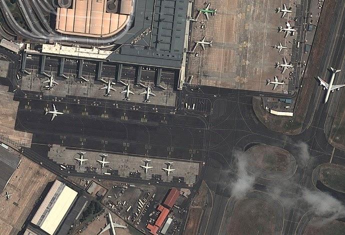 Αεροδρόμιο Γιοχάνεσμπουργκ «Ορ Τάμπο»