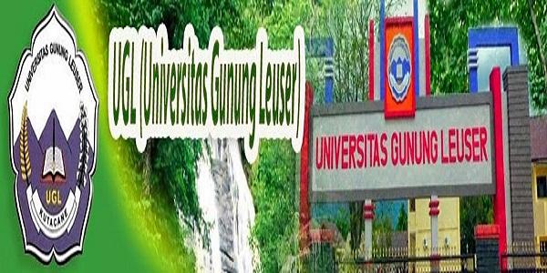 UNIVERSITAS GUNUNG LEUSER (UGL) : DOSEN PENGAJAR - KUTA CANE, ACEH INDONESIA