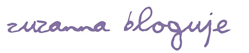 Zuzanna Bloguje