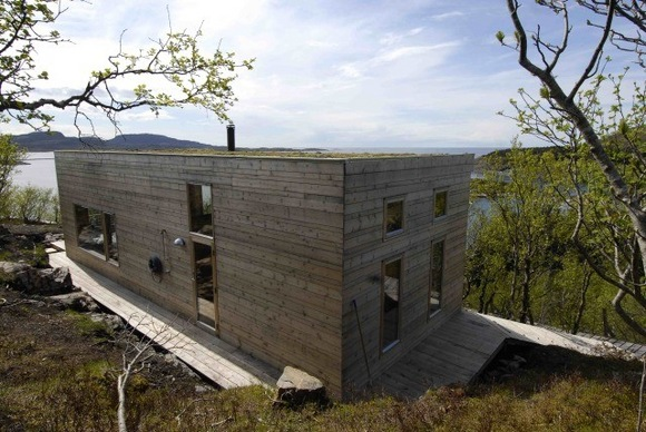 Kysthus stokkøya