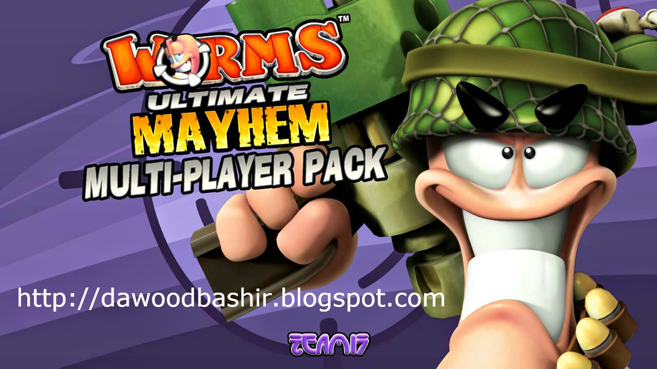 Worms Ultimate Mayhem Free Download Full Version PC Game