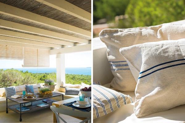 Un bellissimo portico in stile mediterraneo blog di for Disegni portico anteriore per case in stile ranch