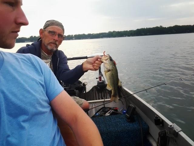 What the karp bass fishing in michigan for Michigan bass fishing