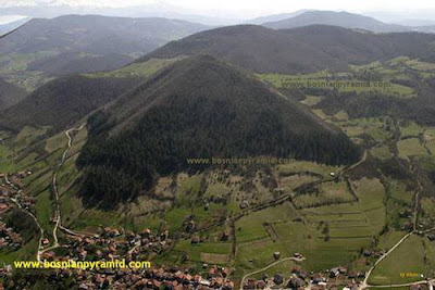 Bosnian Pyramid of the Sun- European Pyramid