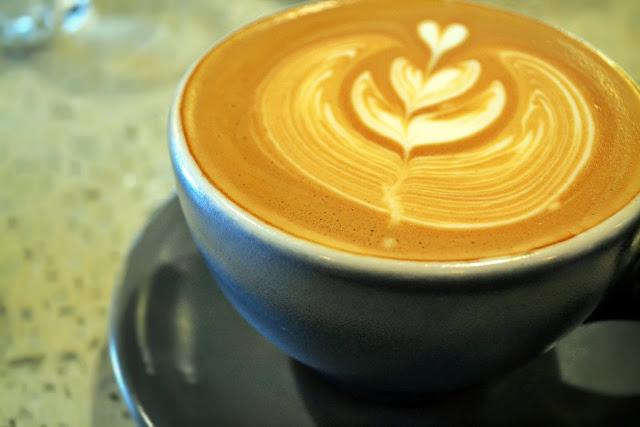Artifact, maple, latte, espresso