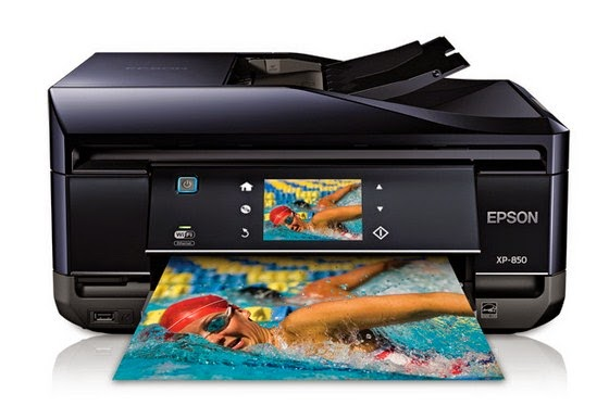 Epson Expression Home XP-850 Driver Download