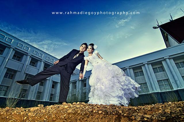 foto Prewedding Photography pengantin ova dayat 1