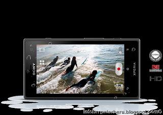 Harga Sony Xperia Acro S Spesifikasi 2012