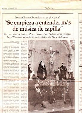 Concierto de Música de Capilla
